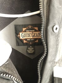 Guide Gear Ice fishing Coveralls size xl