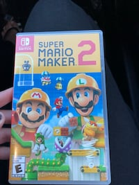 Mario Maker 2 Rolling Meadows, 60173