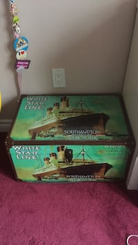 White Star Line South Hampton Network chest box Mississauga, L5N 5E3