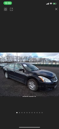 2012 Nissan Altima 2.5 S CVT Owings Mills