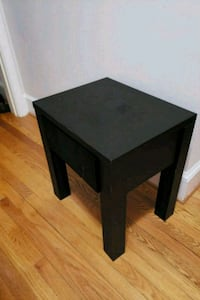 Dark Wood Small End Table Arlington, 22205
