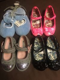 Girls shoes and slippers.  size 7/8 and 9/10 Hamden, 06518