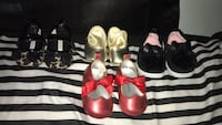 Baby shoes 0-3 months never been worn  Frederick, 21701