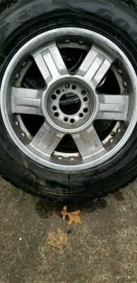 18 inch Rims and tires Evansville, 47720