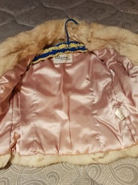 Wilsons Leather Rabbit Fur Coat Derry, 03038