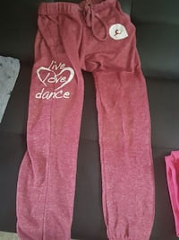 pink live love dance sweatpants Lower Sackville, B4C 2V8
