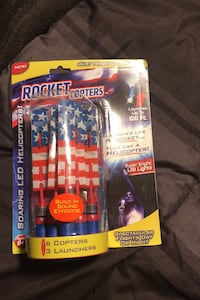 Board game/rocket copters Colts Neck, 07722