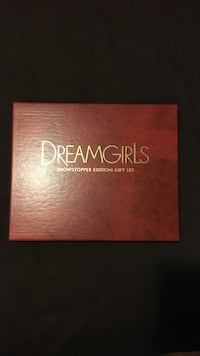 Dreamgirls showstopper limited edition gift set