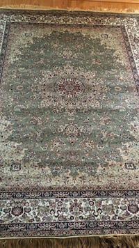 Brand new luxury silk area rug large size 10x13 Annandale, 22003