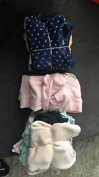 Tops/shirts for baby girl