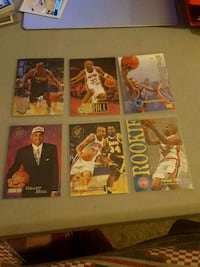 Grant hill rookie cards  Jessup, 20794
