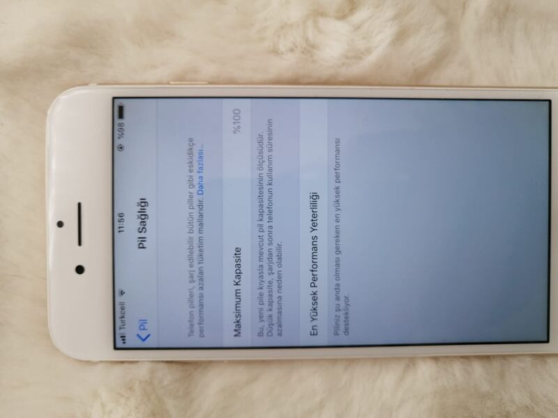 İphone 6 Gold 5