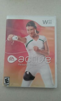 Wii Active game In Great Condition (Time To Get In Shape)