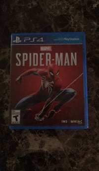 Ps4 Spider-Man game barely used Burnaby, V3J