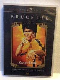 Game of Death Bruce Lee Specialutgåva DVD-fodral Lidingö, 181 56