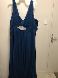Long gown - 2xl size you can alter