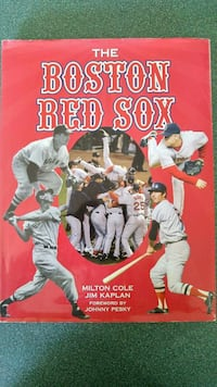 The Boston Red Sox book