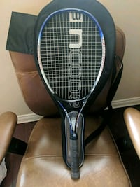 Revolution Techno Max Power Tennis racket & case Vancouver, V6P 2K9
