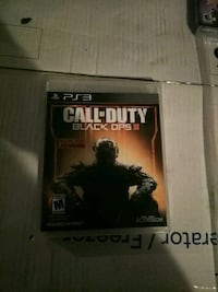 Call of Duty Black Ops II PS3 game case Montgomery, 36105