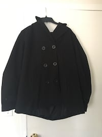 Black Lined Peacoat Wilmington, 28403