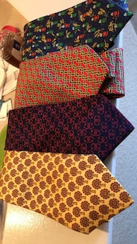 Hermes Ties Thornton, 80602