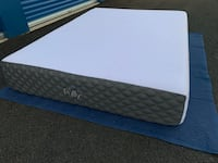 Puffy Mattress ! Puffy Lux ! Queen size mattress ! Free delivery Sacramento, 95838
