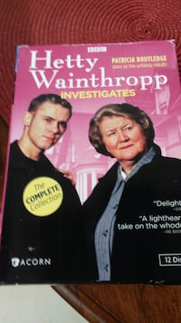 Hetty Wainthropp investigates.The Complete serie Chattanooga, 37405