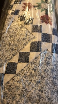 Queen sized quilt 29 km
