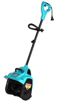 """NEW SnoWorks 12"""" 8-Amp Corded Electric Snow Shovel Snow Blower Ice Removal Tool JOLIET"""