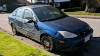 Ford - Focus - 2000 for parts Richmond, V6X 2R9