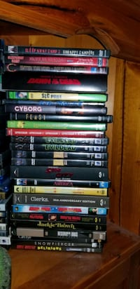 Horror movies for sale Orangeville, L9W