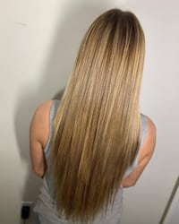 Hair Extensions ( Tape & Fusion )  Oakville