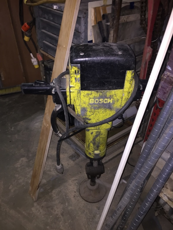 Used Bosch Electric Jack Hammer For In West Babylon
