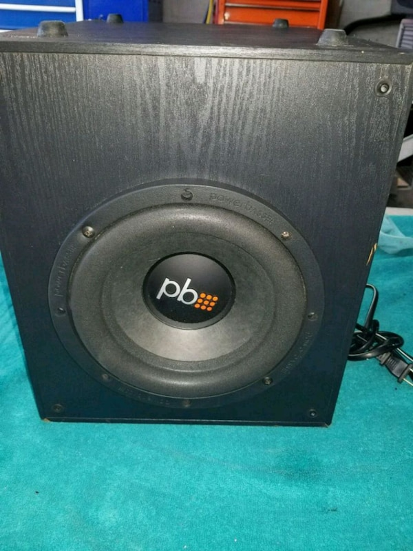 Powerbass Home Subwoofer