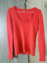 Pull rouge taille M Auneau, 28700
