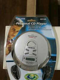 Curtis Personal CD Player CD149