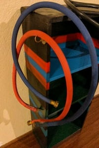 Washer and dryer hoses and dryer 4 prong cable