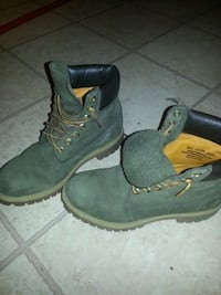 Size 8 timberlands