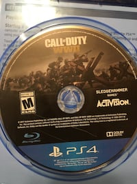 Call Of Duty WWII Maple Heights, 44137
