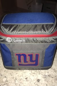 New York giants lunch box