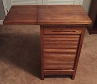 Antique Oak Rolltop/Filing Cabinet Laurel, 20707