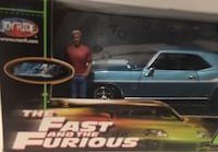 Fast and Furious die cast with Paul Walker  Bradford West Gwillimbury, L0G 1T0