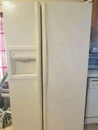 GE double door refrigerator  Arlington, 76018