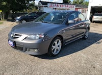 2007 Mazda 3 GT/Certified/Accident Free/1 Owner/Sunroof/5 Speed Scarborough, ON M1J 3H5, Canada