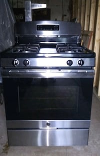 Gas range, great condition, price negotiable