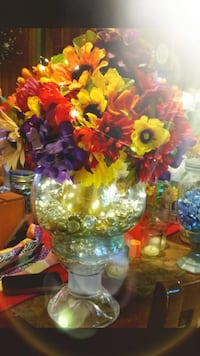 yellow, red, and blue flower decor Fall River, 02720
