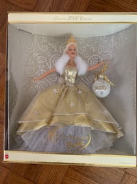 2000 collectors edition Barbie