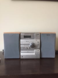 Sony Micro HiFi Component System Whitchurch-Stouffville, L4A 5A4