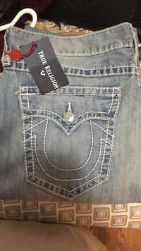 True religion mens jeans size 38 and 40 Toronto, M1B 4Y7