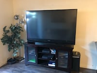 65inch projection TV San Diego, 92110